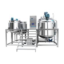RHJ-B Vacuum emulsifying mixer (Manhole fixed type)